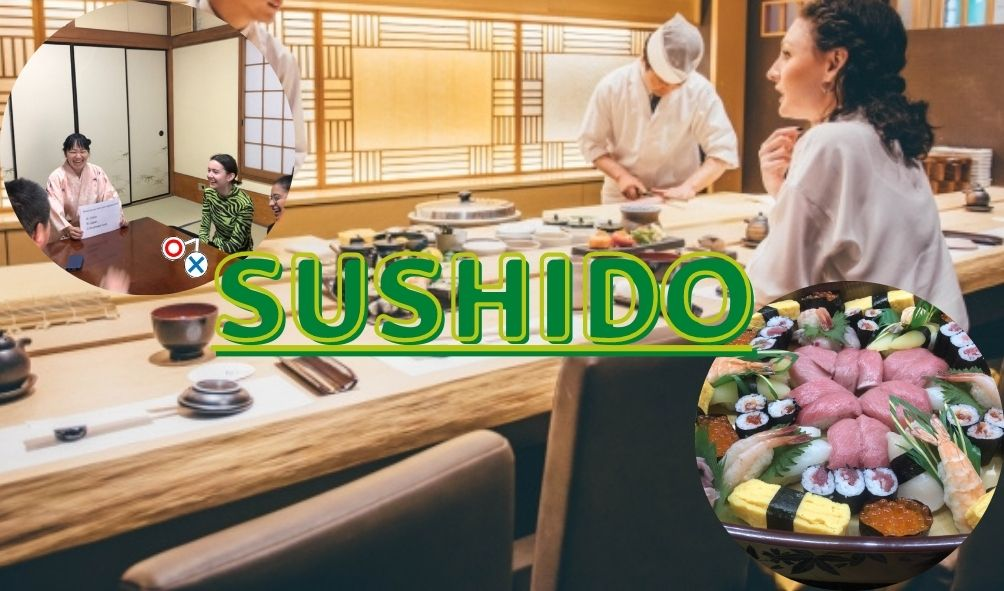 Japanese culture sushi experience